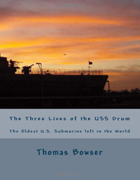 The Three Lives of the USS Drum